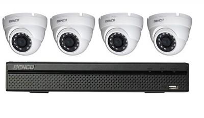 Lắp đặt camera Benco 2.0 Megapixel
