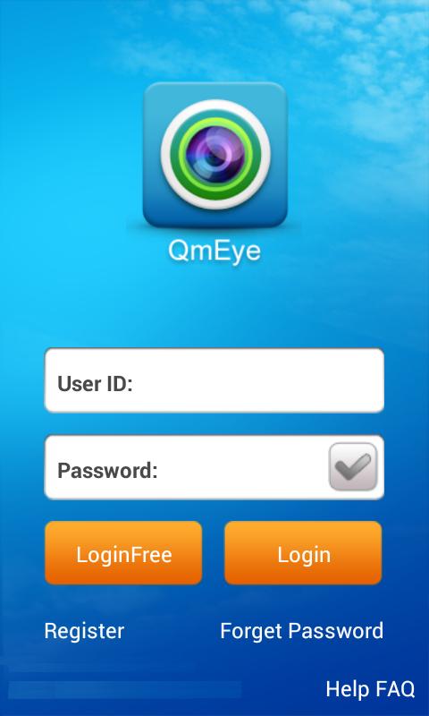 Tải phần mềm QmEye xem camera trên máy tính