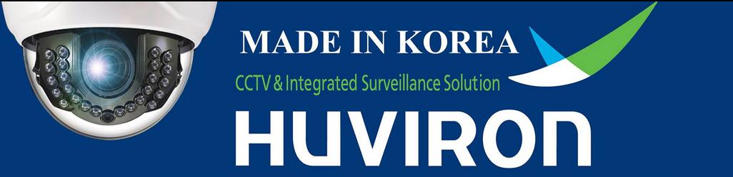 Hướng dẫn cài đặt xem Camera quan sát Huviron qua mạng internet
