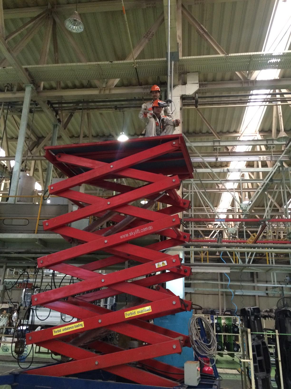Lắp đặt camera cho nhà máy nhà xưởng