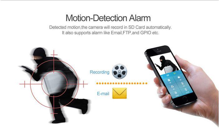 Cài đặt thông báo phát hiện chuyển động camera Hikvision qua Email
