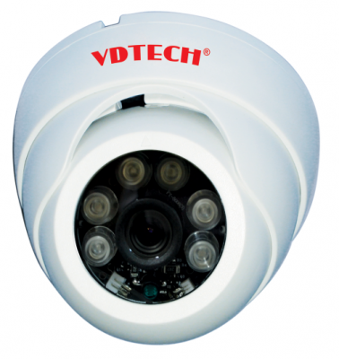 Camera HD-CVI VDTECH VDT-135CVI 1.3