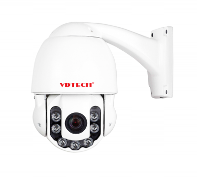 Camera Analog Speedome PTZ VDTECH VDT-27ZAHD 2.0