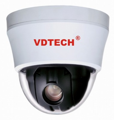 Camera Analog Speedome PTZ VDTECH VDT-36ZA