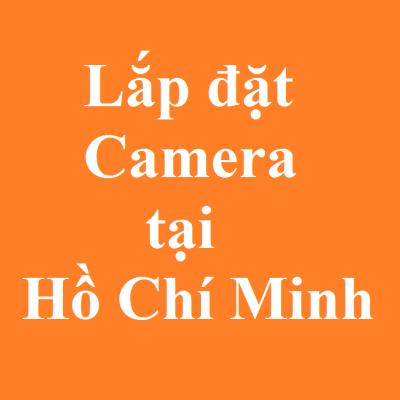 Lắp camera Tại TPHCM