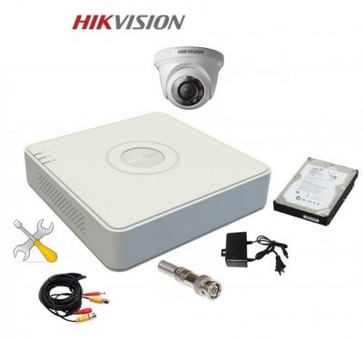 Trọn Bộ 4 Camera Độ Nét HD 1.0 MP