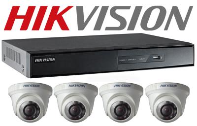 Trọn bộ camera HIKVISION HD-TVI 2.0Megapixel